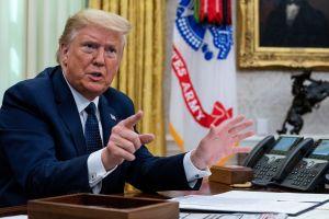 Trump firma orden ejecutiva contra redes sociales, incluidas Twitter y Facebook