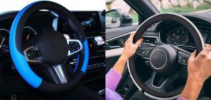 5 cubiertas de volantes de auto que los protegen del sol y el desgaste