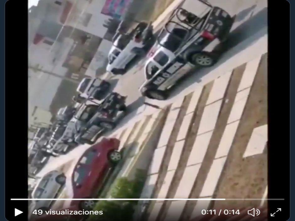 VIDEO: Narco de La Familia Michoacana le dispara a su esposa e hija y se suicida
