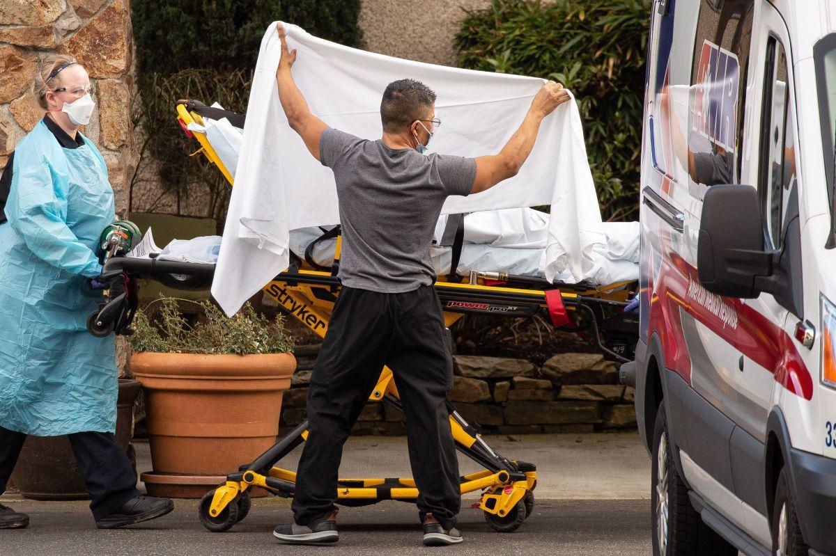 Los ancianatos dispararon las muertes confirmadas y probables por COVID-19