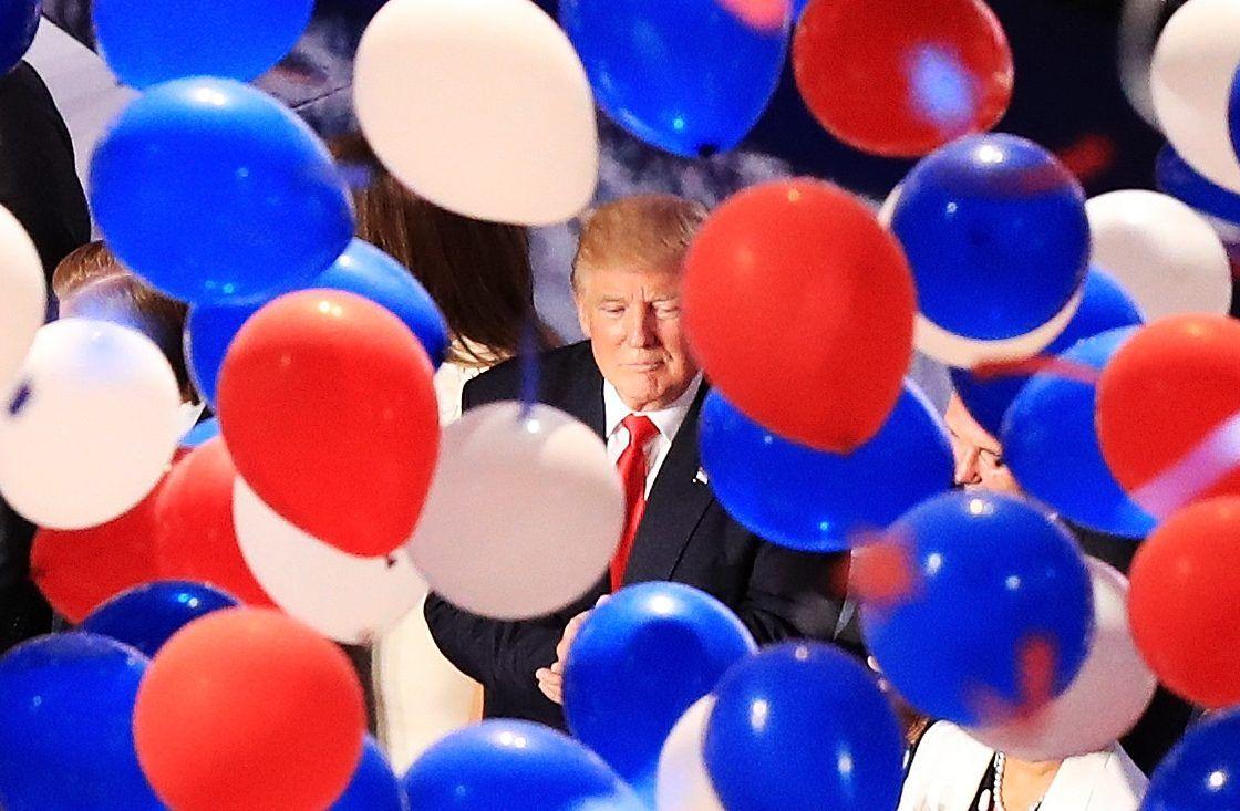 """Trump está dispuesto a trasladar la Convención Republicana adonde le ofrezcan """"lleno total"""""""