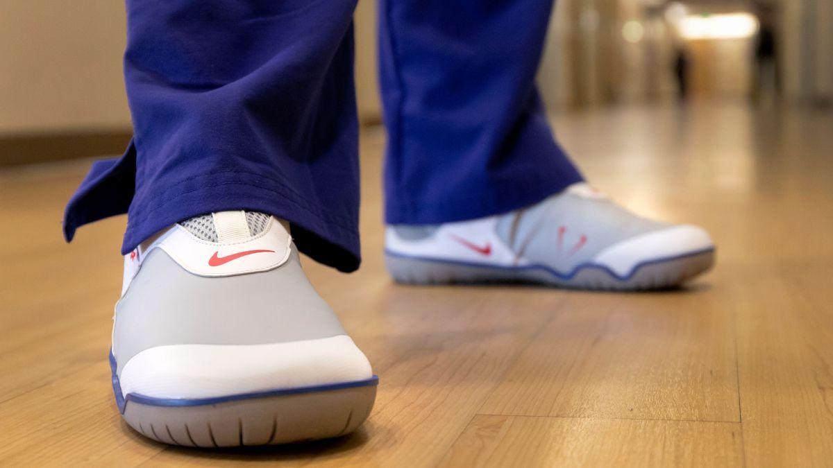 """Nike donará 30,000 pares de zapatillas a los """"atletas de la salud"""" que luchan contra el COVID-19"""