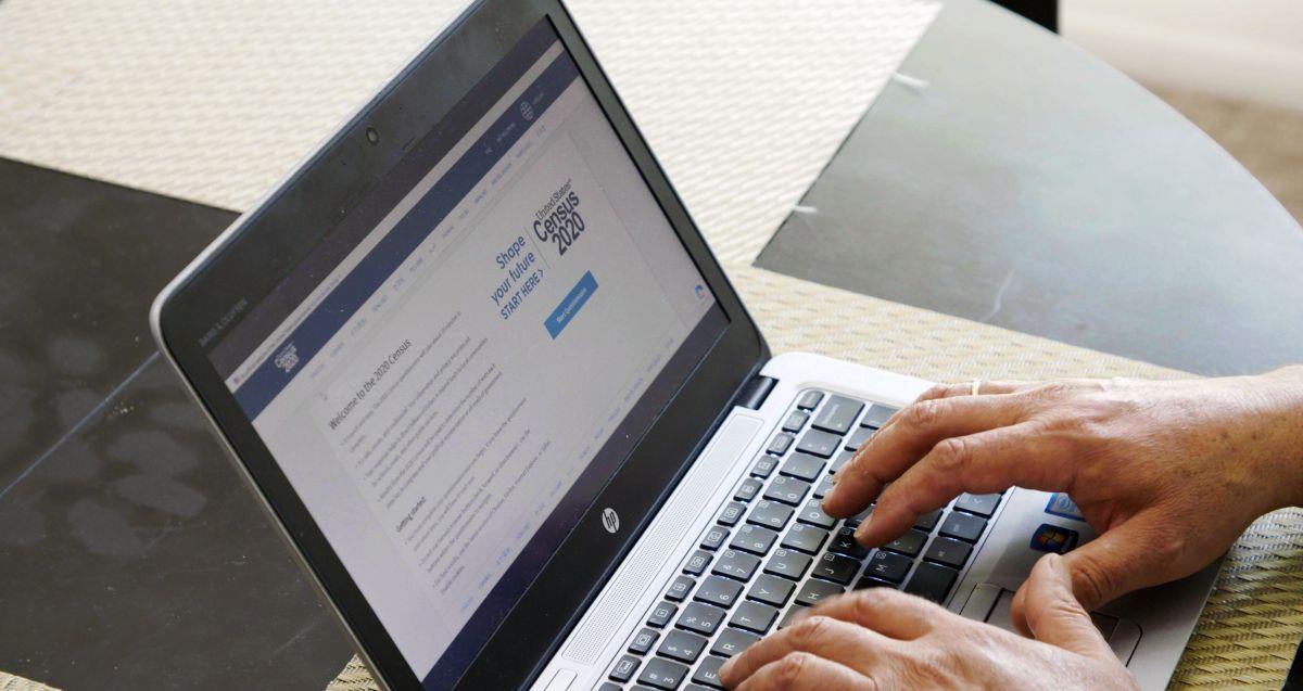 Puedes responder al Censo por internet, correo o teléfono.