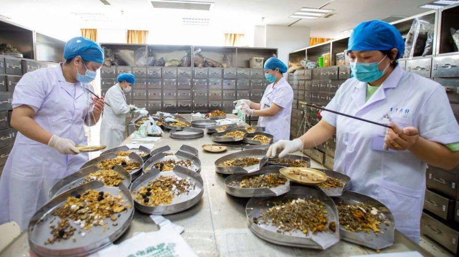 China impulsa el uso de su medicina tradicional ante la pandemia (y qué se sabe de su eficacia)