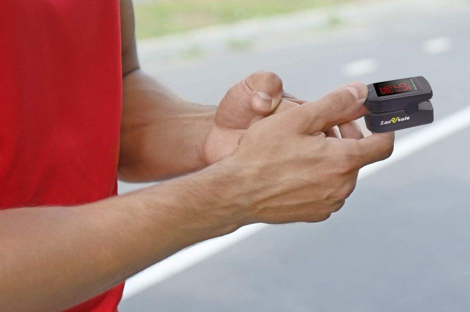 3 medidores de oxígeno en la sangre que son muy fáciles de usar