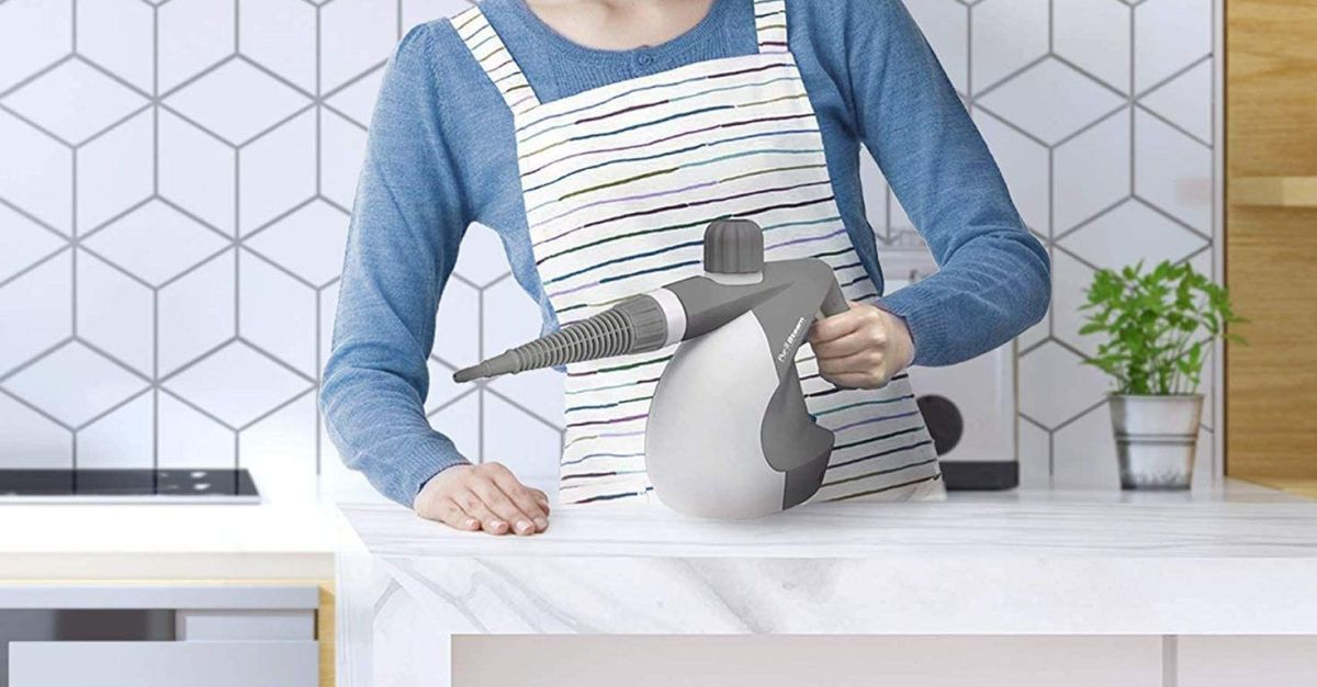 ¿Cuál es el mejor limpiador a vapor para desinfectar tu hogar?