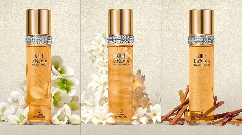Los 5 mejores perfumes de Elizabeth Taylor por menos de $50