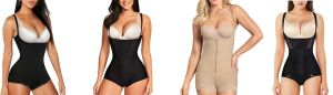 5 bodysuits de compresión para moldear tu figura mientras estás en casa