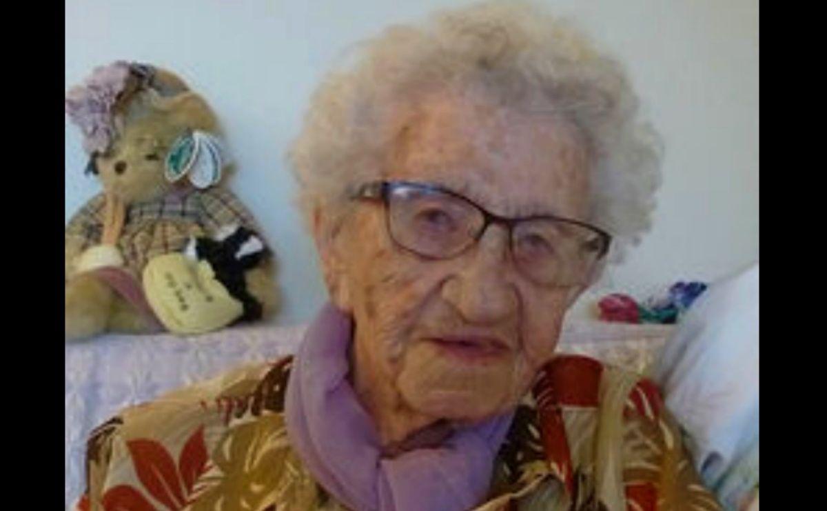 Louise Schaaf tenía 113 años.