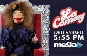 """Mega TV: Kobbo Santarrosa como """"La Comay"""" pide disculpas ante denuncias de racismo y boicot al programa"""