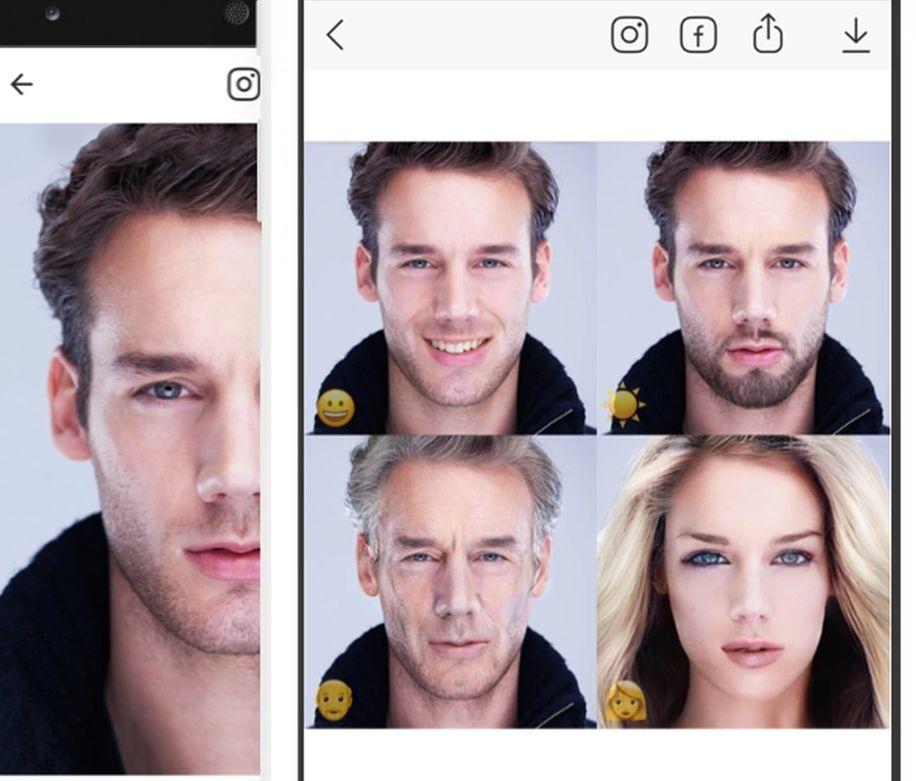 FaceApp: ¿Es peligroso usar la aplicación que te cambia el género?