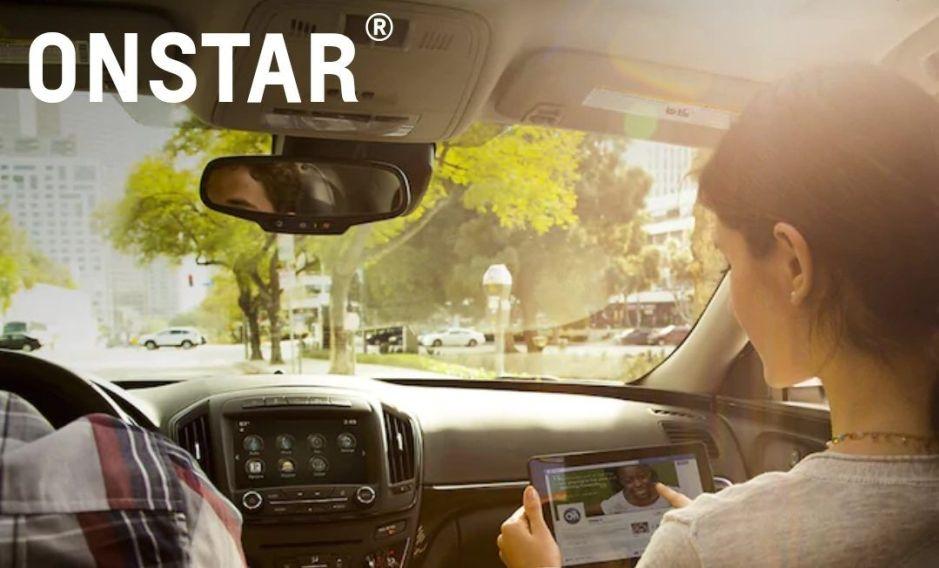 General Motors lanza una nueva actualización de OnStar, el sistema de asistencia para autos