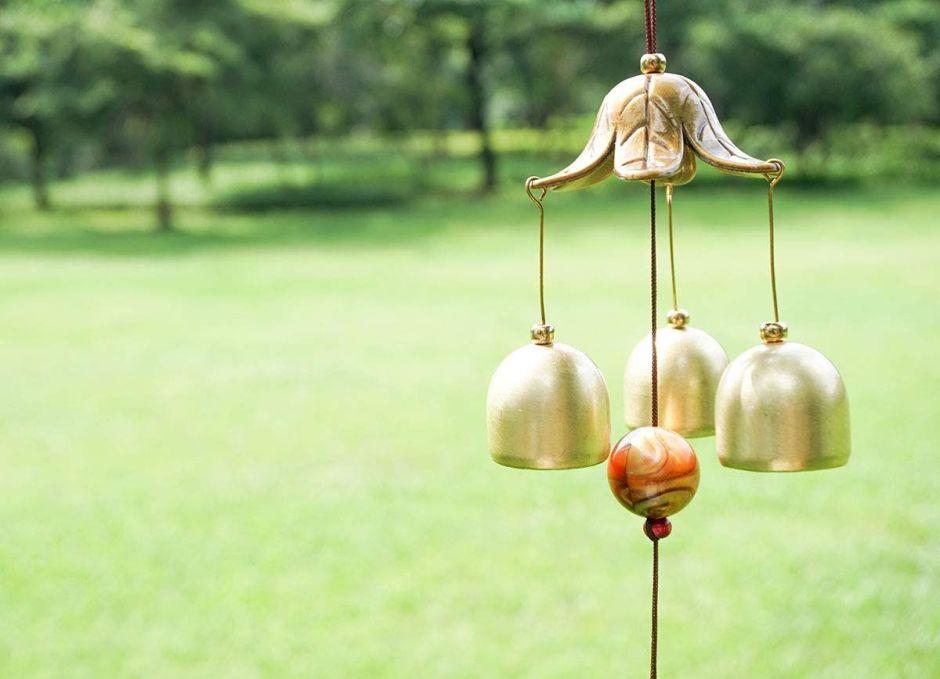5 campanas de las prosperidad que atraerán la buena energía a tu trabajo y hogar
