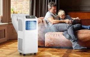 Los 5 mejores aires acondicionados portátiles de fácil manejo para usar en cualquier habitación de tu casa