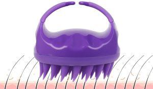 4 masajeadores de cuero cabelludo que estimulan el crecimiento del cabello