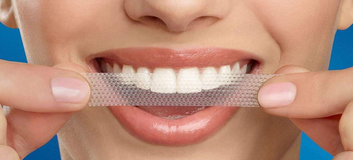 Los 5 mejores productos para blanquear tus dientes de forma rápida y segura por ti mismo