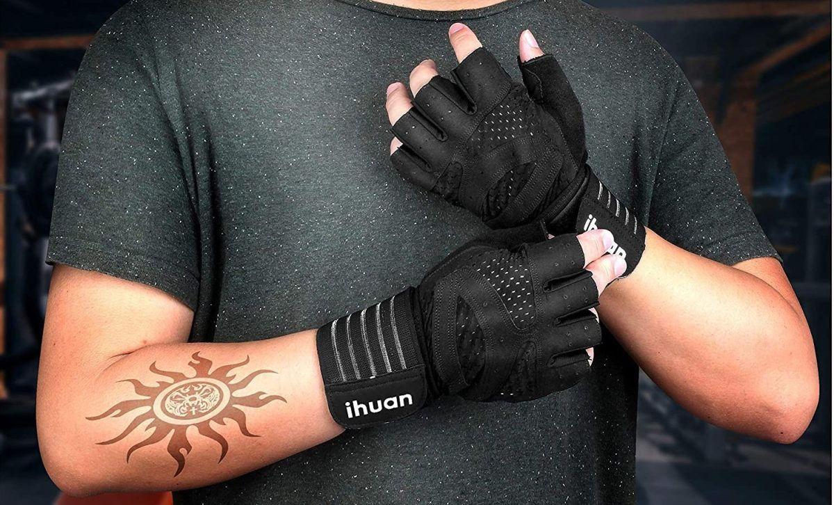 Los mejores guantes para llevar al gimnasio y que no te salgan ampollas y callos en las manos