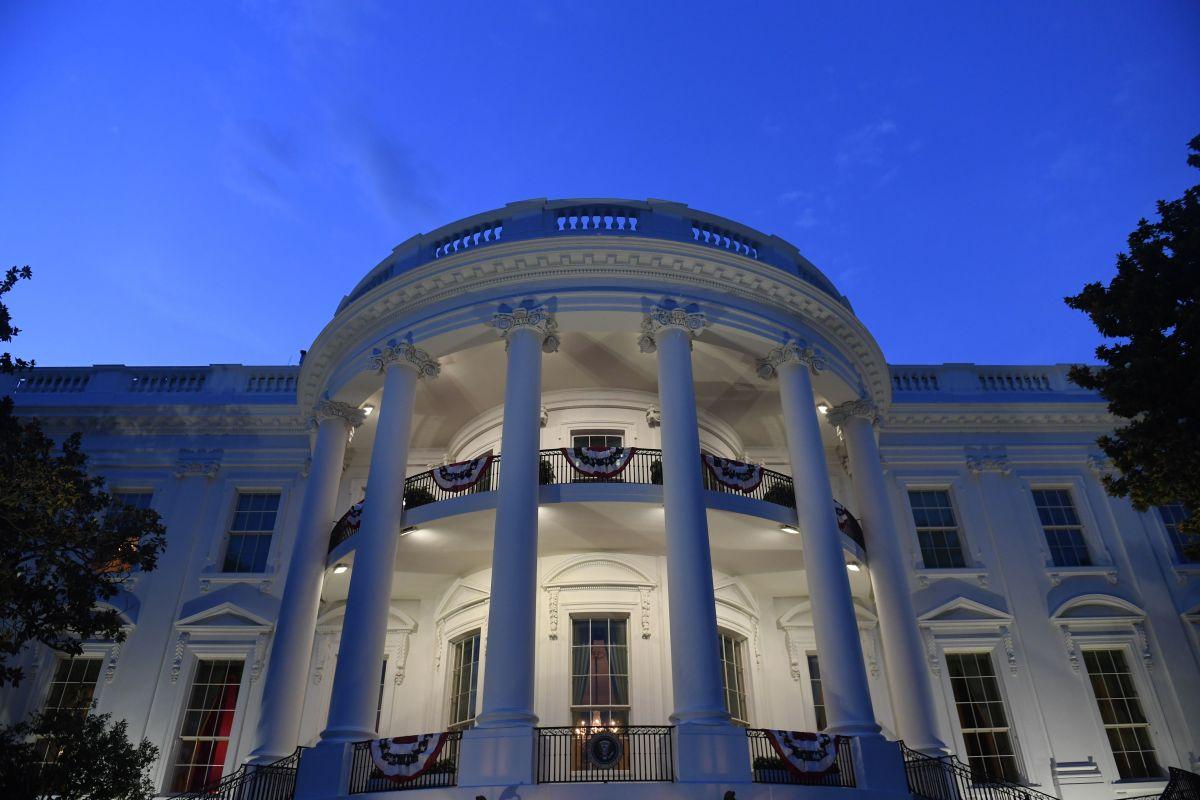 Hondureños se dirigen a la Casa Blanca para pedir un nuevo TPS