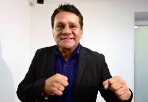 Con el puño en alto: A sus 69 años, Roberto 'Manos de Piedra' Durán derrota al coronavirus y es dado de alta