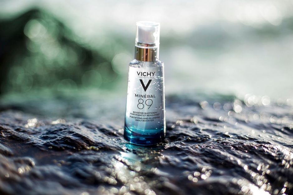 ¿Por qué es tan famoso el Mineral 89 de Vichy?