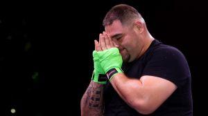 Ahora lleva a México en la piel: Andy Ruiz presume su nuevo tatuaje