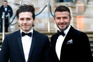 Brooklyn, el hijo de Victoria y David Beckham, se compromete con tan solo 21 años