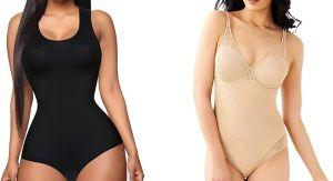 5 fajas estilo bodysuit para usar con vestidos o pantalones cortos en verano