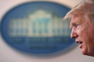 ¿Cuándo Trump usa una mascarilla y por qué?