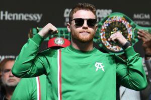 """Jason Quigley, boxeador casi desconocido, podría ser el próximo rival del """"Canelo"""" Álvarez"""