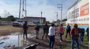 Fiscalía detiene a tres presuntos implicados en masacre en centro de rehabilitación de Guanajuato