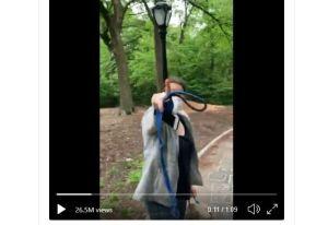 """""""Ya ha pagado un alto precio"""": víctima de racismo en Central Park no apoyará acusación criminal contra la agresora"""