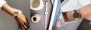 5 diseños de relojes con diamantes para las mujeres elegantes