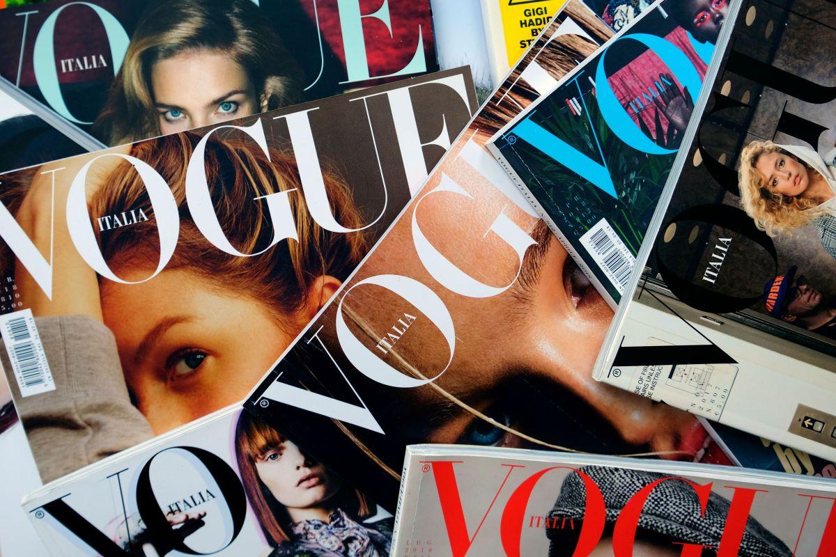 Ella es Karen Vega, la primer modelo oaxaqueña que aparece en la portada de Vogue