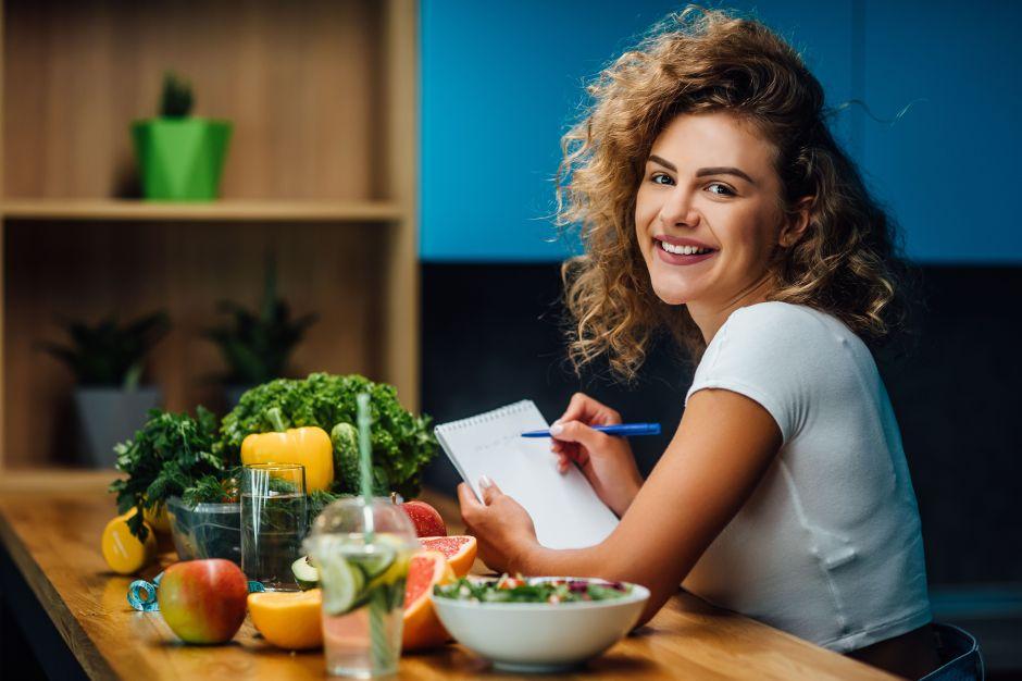 ¿Cómo planificar tu alimentación de toda la semana para comer balanceado?