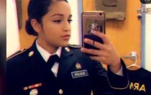 En el 2018, Vanessa Guillén era muy feliz y elogiaba al Ejército; videos y mensajes en redes lo revelan