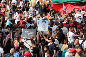 Renuncia todo el gobierno de Líbano por explosión en Beirut