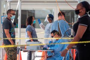 Nuevo récord de muertes por coronavirus en Florida: 276 en un solo día
