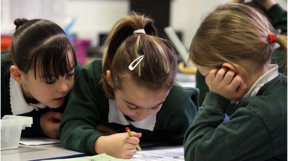 Ayudas federales y estatales para escuelas públicas y privadas