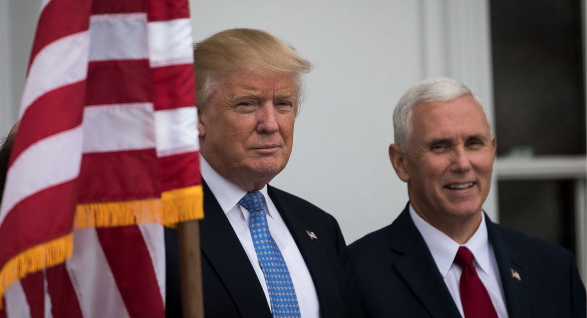 Se espera que Trump y Pence asistan a la votación en la Convención Republicana
