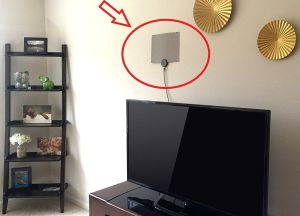 Las mejores antenas de HDTV para interiores