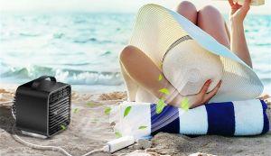 Tu casa fresca en verano: Los mejores modelos de aire acondicionado portátiles que no necesitan conexión externa
