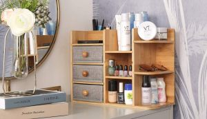 Los 5 mejores estantes y organizadores para guardar tus cosméticos
