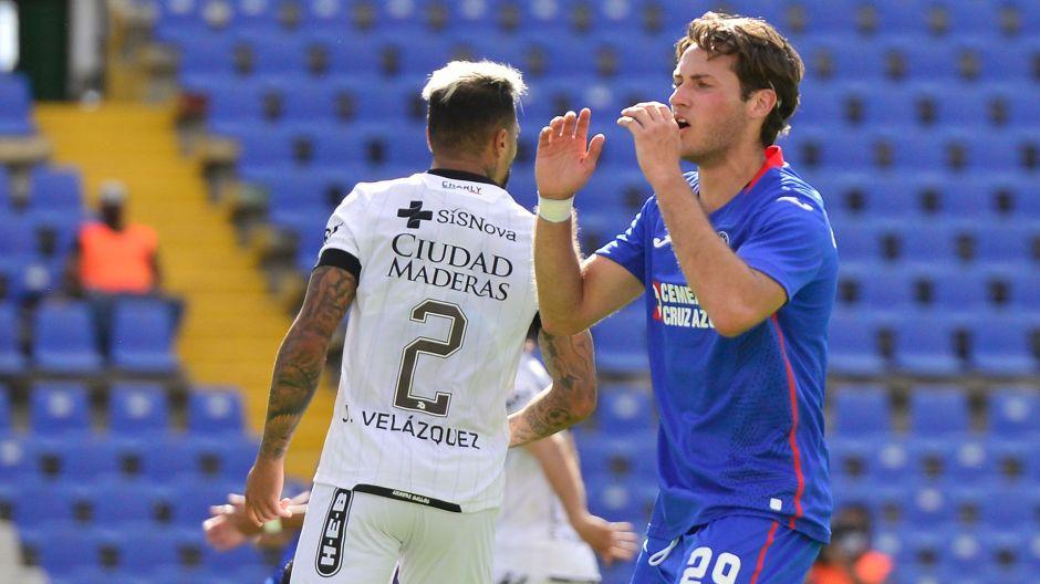 Se acabó la racha, Cruz Azul pierde ante Querétaro