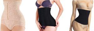 Las mejores fajas estilo corsé para lucir un abdomen plano y que no marcan los rollitos