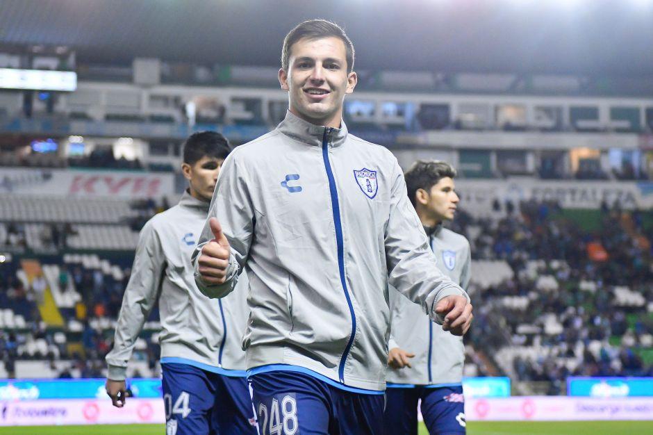 Nuevo mexicano en Europa: Eugenio Pizzuto, ex de Pachuca, firmó con un equipo de la Ligue 1