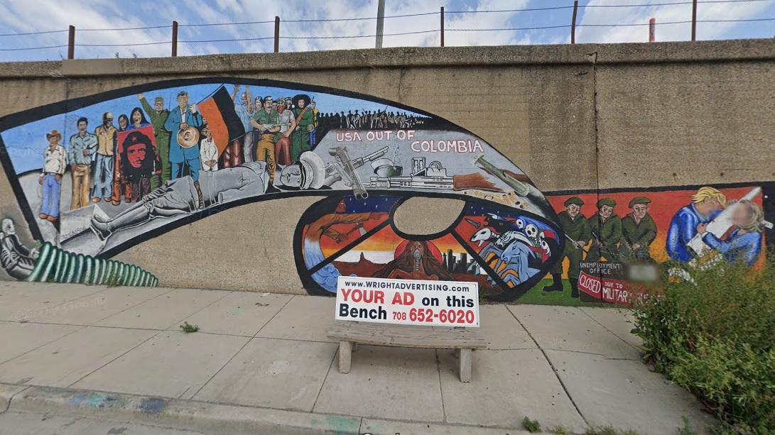 El muralismo se ha desvirtuado por el llamado 'Taco Art', dice artista Marcos Raya