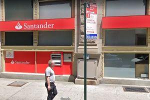 Alerta por fraude en cajeros ATM Santander Bank en Nueva York y Jersey