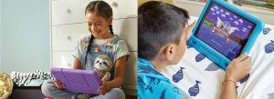 Tabletas para niños: La mejor forma de acercarlos a la tecnología de manera segura