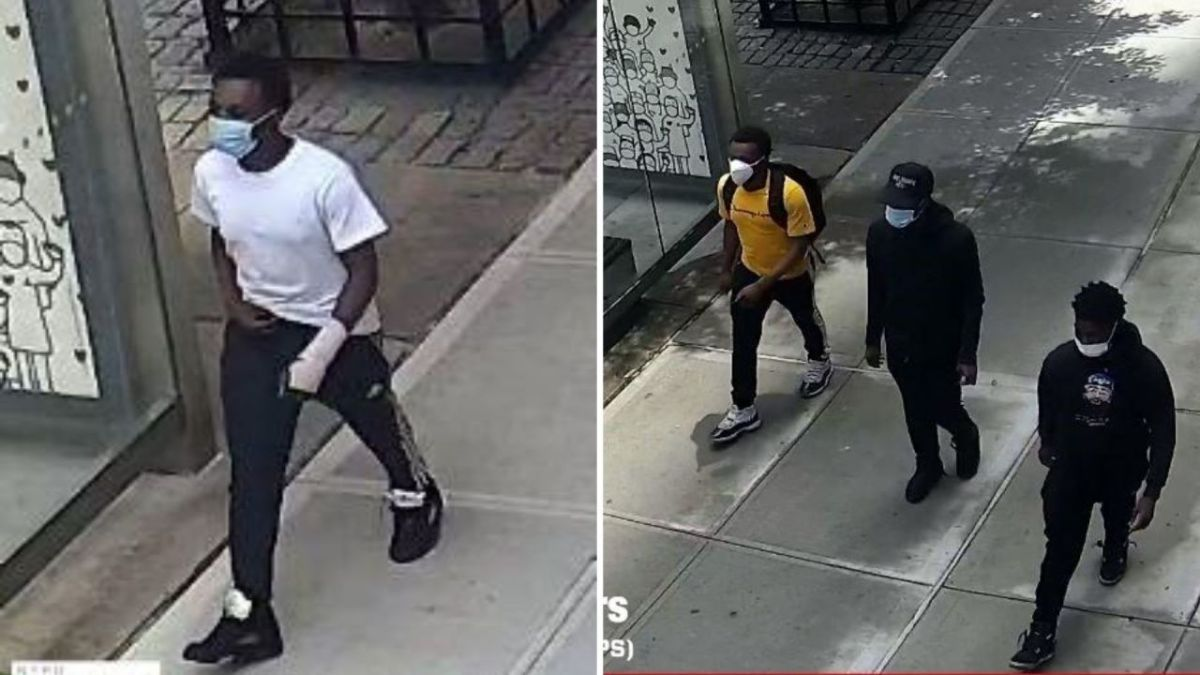 """Alerta por videos: ladrones están """"cazando"""" a clientes de tiendas Apple en Nueva York"""