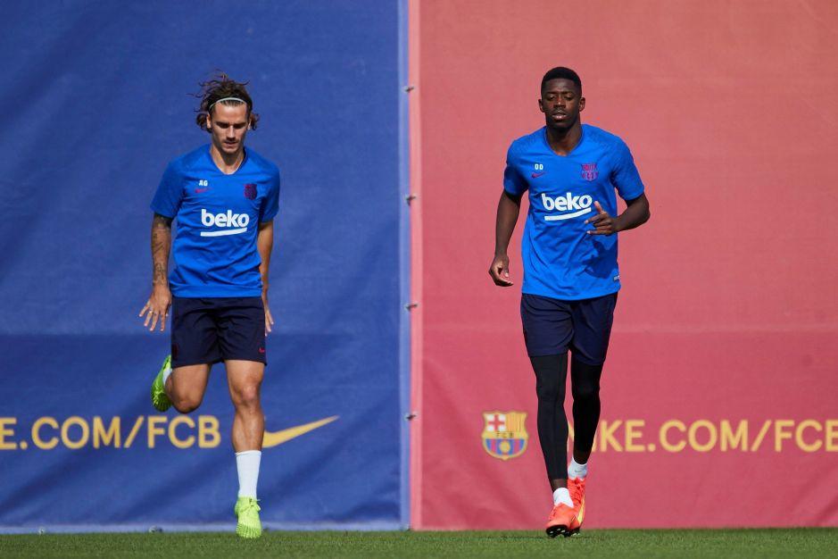 """Buenas noticias: los """"refuerzos"""" de lujo que tendrá el Barcelona para enfrentar la Champions League"""